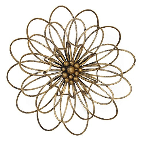 Best ideas about Metal Wall Art Amazon . Save or Pin Metal Wall Art Flowers Amazon Now.