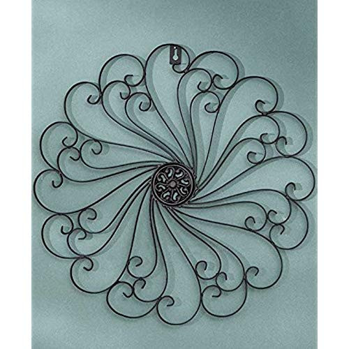 Best ideas about Metal Wall Art Amazon . Save or Pin Black Metal Wall Decor Amazon Now.
