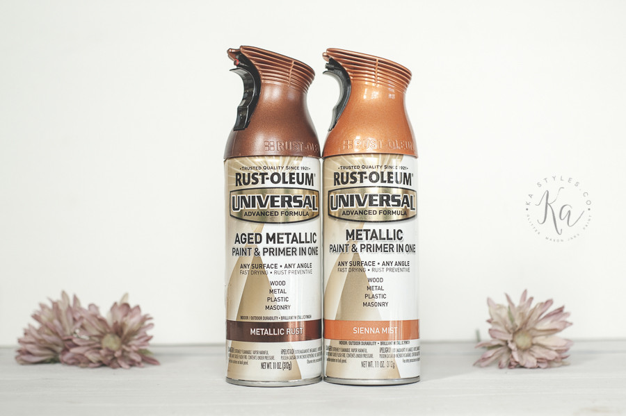 Best ideas about Metallic Spray Paint Colors . Save or Pin Copper Spray Paint Colors KA Styles Now.