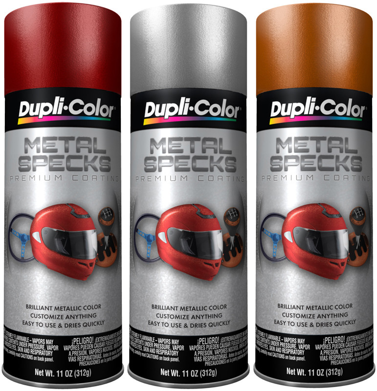 Best ideas about Metallic Spray Paint Colors . Save or Pin Dupli Color Metal Specks Spray Paint 11 oz DUPMSseries Now.