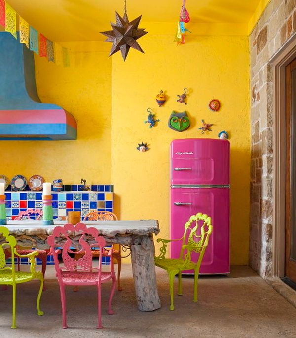 Best ideas about Mexican Kitchen Decor . Save or Pin How To Make Over Your Kitchen In A Hot Mexican Style Now.