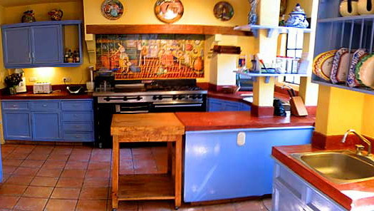 Best ideas about Mexican Kitchen Decor . Save or Pin Mexican Kitchen Decoration Now.