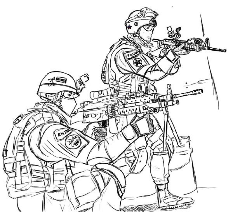 Military Coloring Pages For Kids  Get This Army Coloring Pages Free Printable u043e
