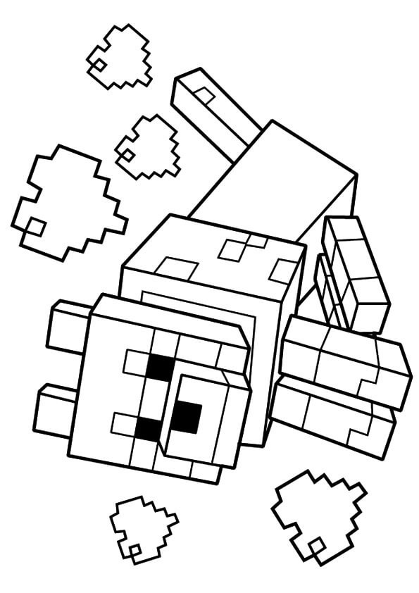 Best ideas about Minecraft Coloring Book For Kids . Save or Pin 40 Printable Minecraft Coloring Pages Now.