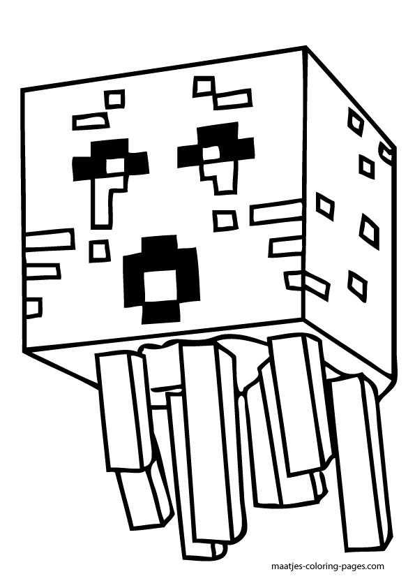 Best ideas about Minecraft Coloring Book For Kids . Save or Pin minecraft coloring pages Coloring Pages Now.