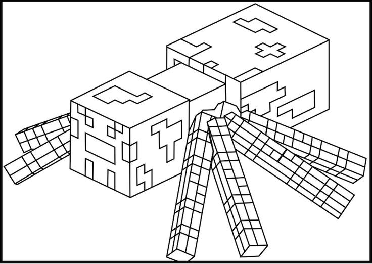 Best ideas about Minecraft Coloring Book For Kids . Save or Pin minecraft Now.