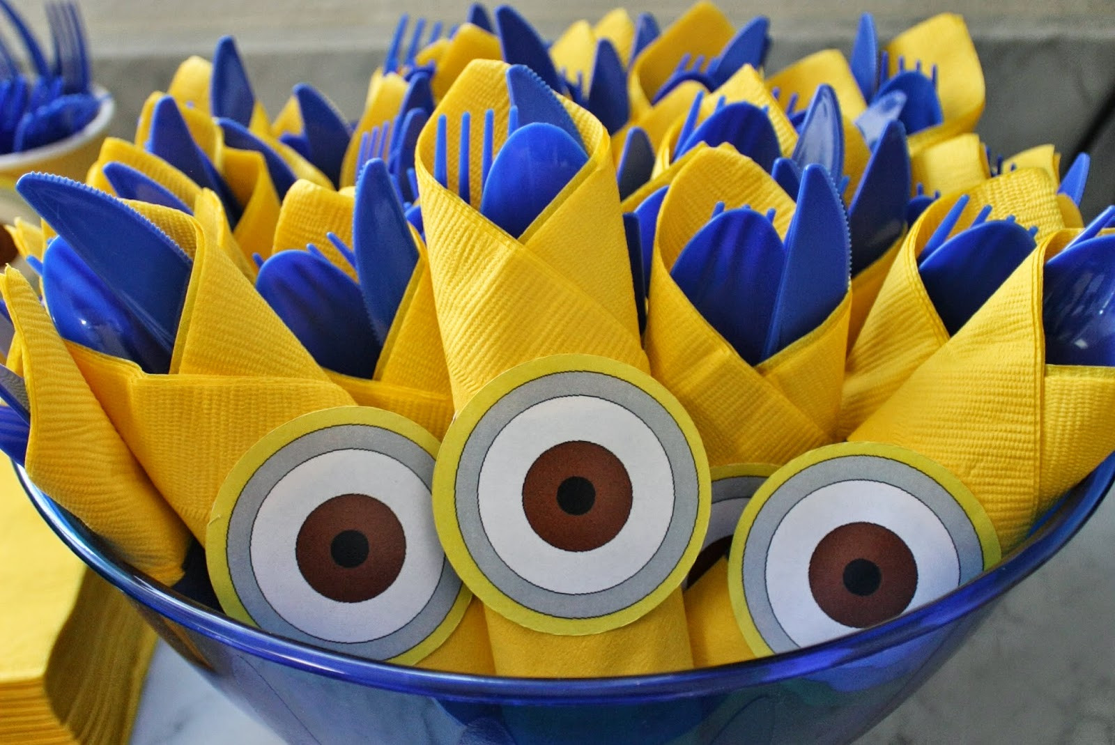 Best ideas about Minion Birthday Party Decorations . Save or Pin Fab Everyday Now.