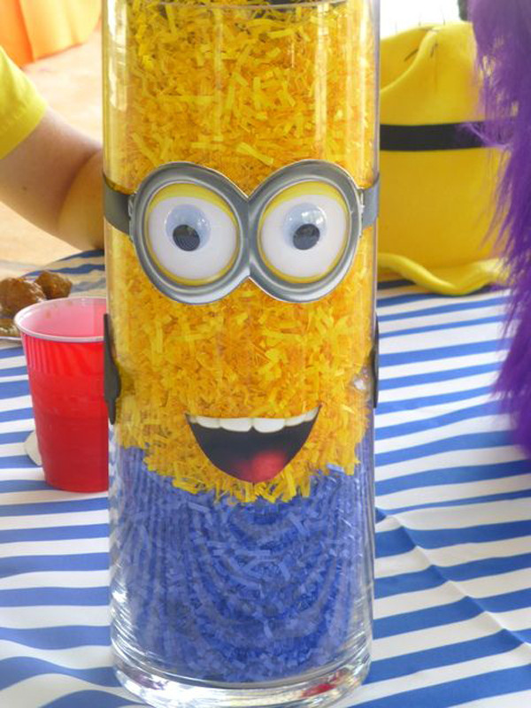 Best ideas about Minion Birthday Party Decorations . Save or Pin 20 Cute Minions Birthday Party Ideas Now.