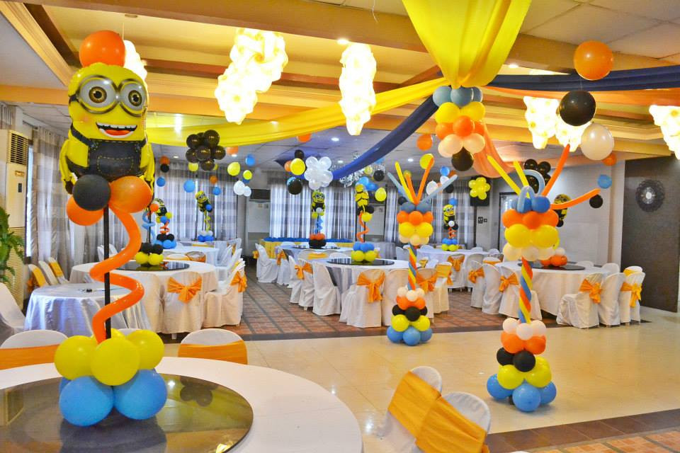 Best ideas about Minion Birthday Party Decorations . Save or Pin Minion Birthday Party Decorations Various Theme Tierra Now.