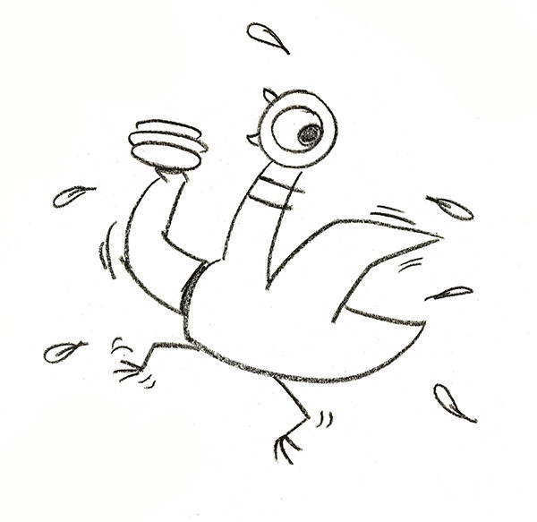 Mo Willems Coloring Pages  Mo Willems Pigeon Coloring Page Sketch Coloring Page