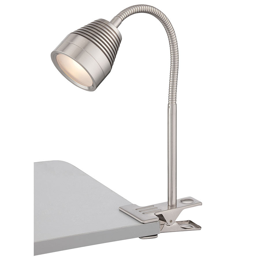 Best ideas about Modern Desk Lamps . Save or Pin Modern Desk Lamps Nori LED Clip on Lamp Now.