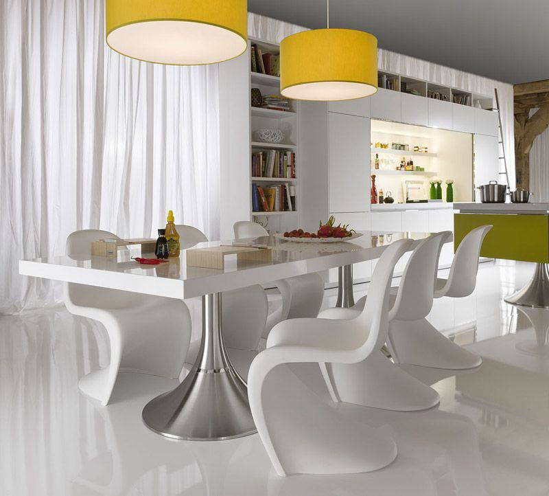 Best ideas about Modern Dining Table Set . Save or Pin Modern Dining Room Sets as e of Your Best Options Now.