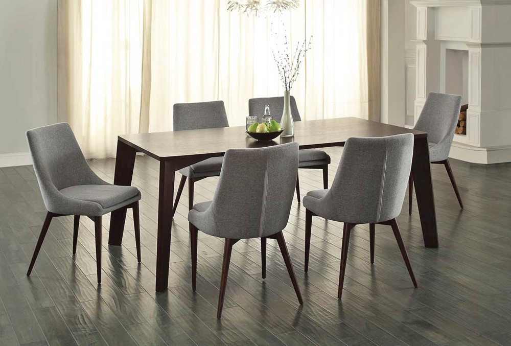 Best ideas about Modern Dining Table Set . Save or Pin Fillmore Contemporary Dining Table Set Now.
