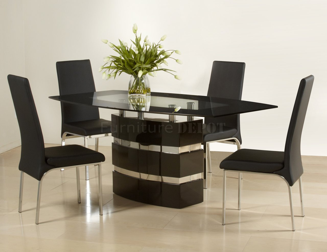 Best ideas about Modern Dining Table Set . Save or Pin How to Choose Modern Dining Chairs for Your Home Now.