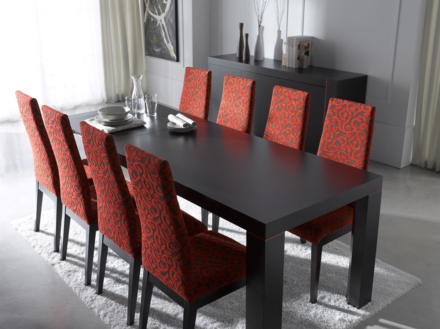 Best ideas about Modern Dining Table Set . Save or Pin Decorating a Dining Room with Modern Dining Sets MidCityEast Now.