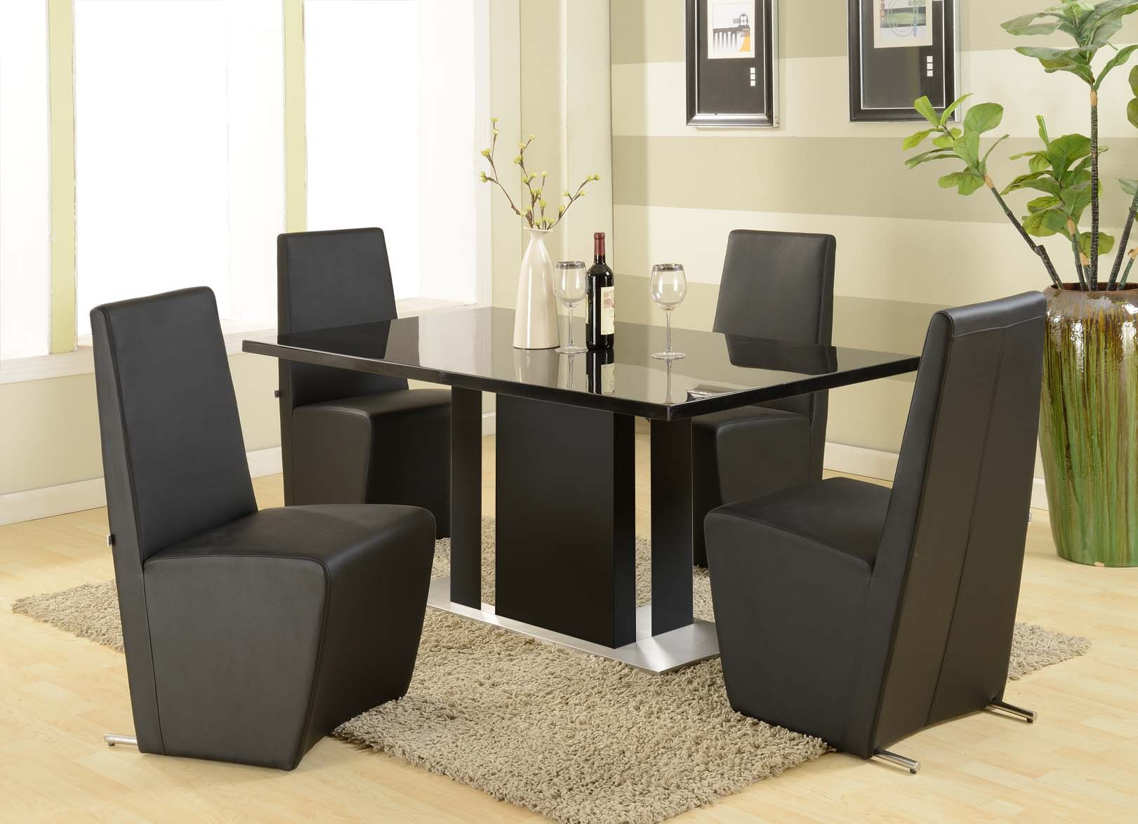 Best ideas about Modern Dining Table Set . Save or Pin Buying Modern Dining Sets Tips and Advices Traba Homes Now.