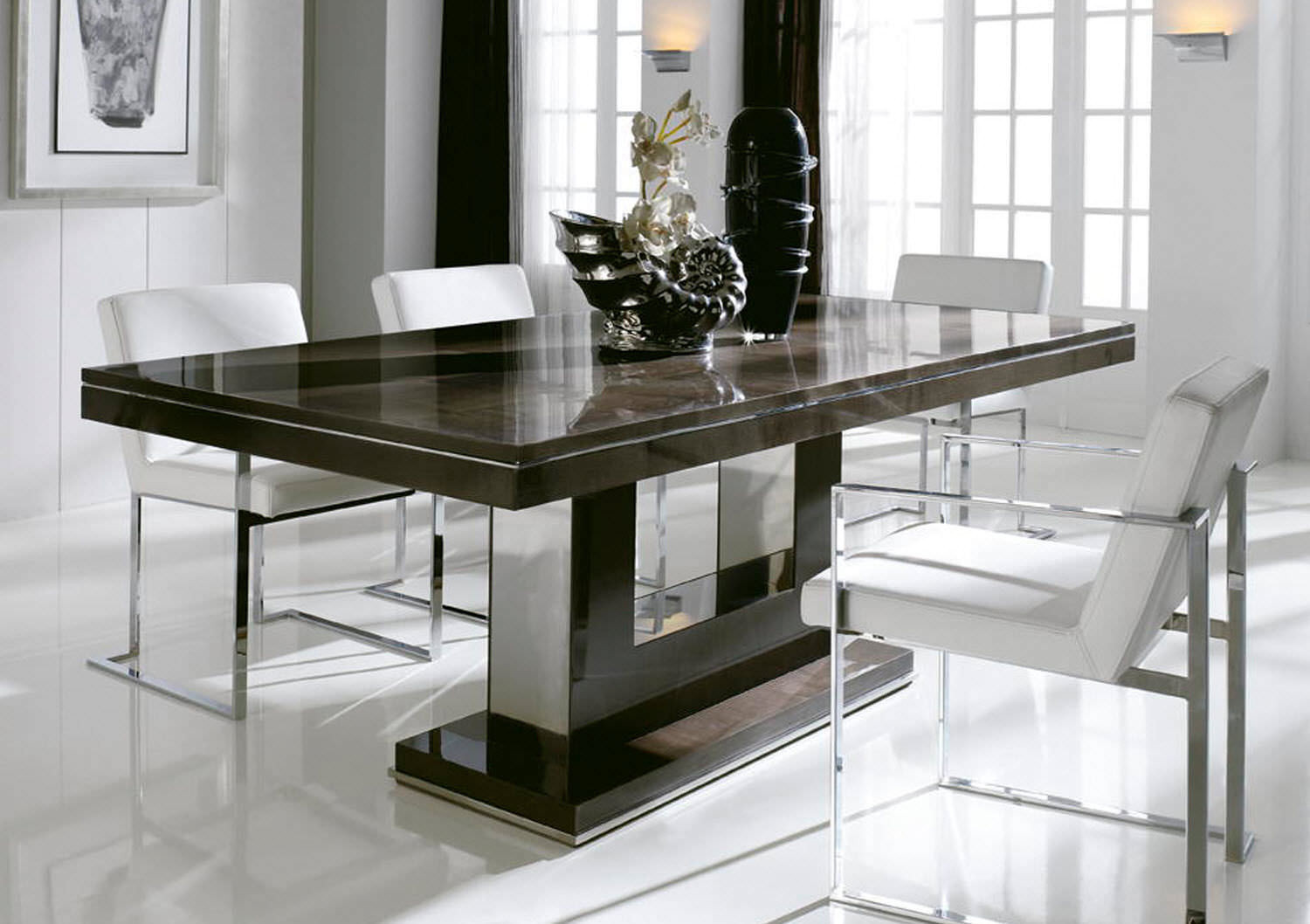 Best ideas about Modern Dining Table Set . Save or Pin Entertain Your Guests with Perfect Dining Table MidCityEast Now.