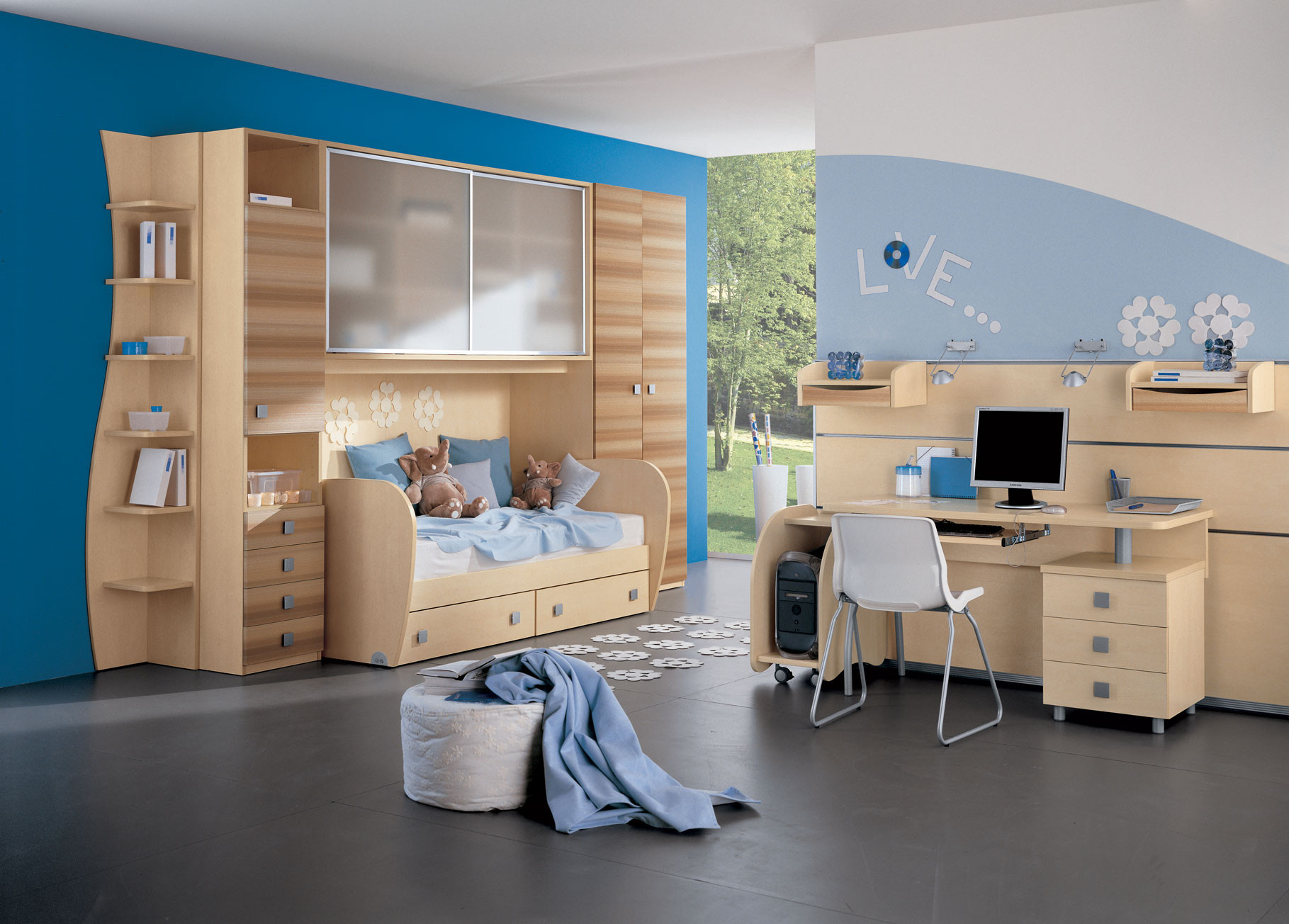 Best ideas about Modern Kids Room . Save or Pin Kid s Rooms From Russian Maker Akossta Now.