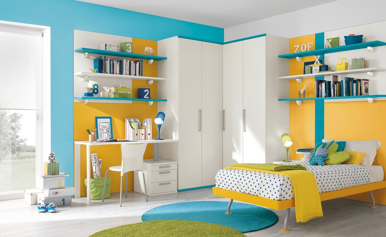 Best ideas about Modern Kids Room . Save or Pin Modern Kid s Bedroom Design Ideas Futura Home Decorating Now.