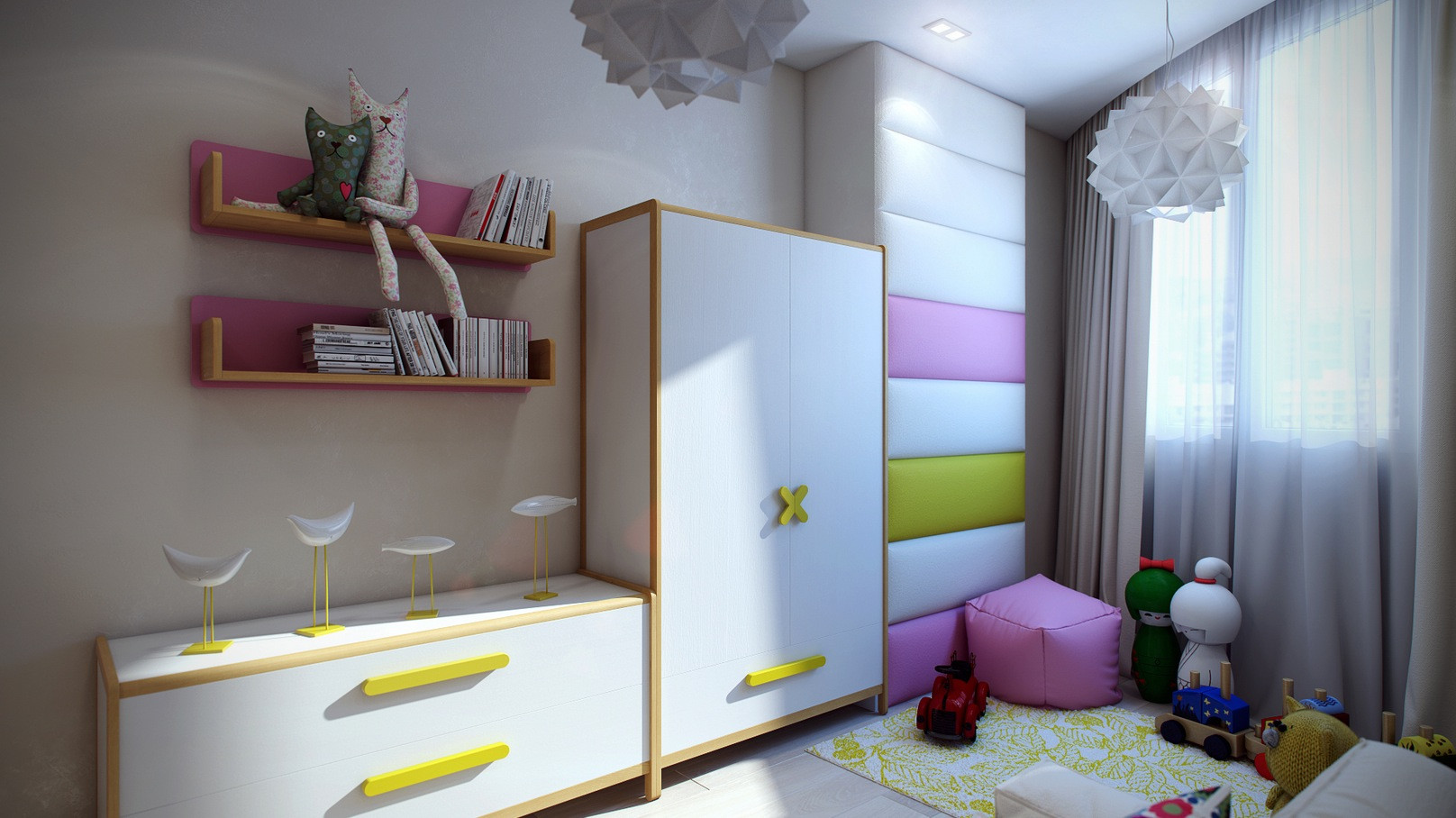 Best ideas about Modern Kids Room . Save or Pin Casting Color Over Kids Rooms Now.