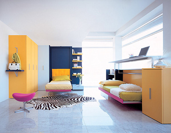 Best ideas about Modern Kids Room . Save or Pin Hideaway Beds Add Function and Style to Your Interior Now.