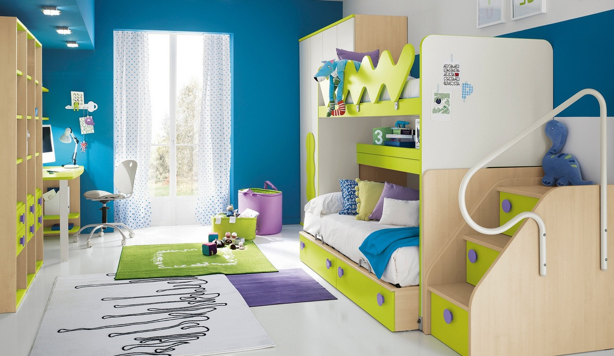 Best ideas about Modern Kids Room . Save or Pin Modern Kid s Bedroom Design Ideas Now.