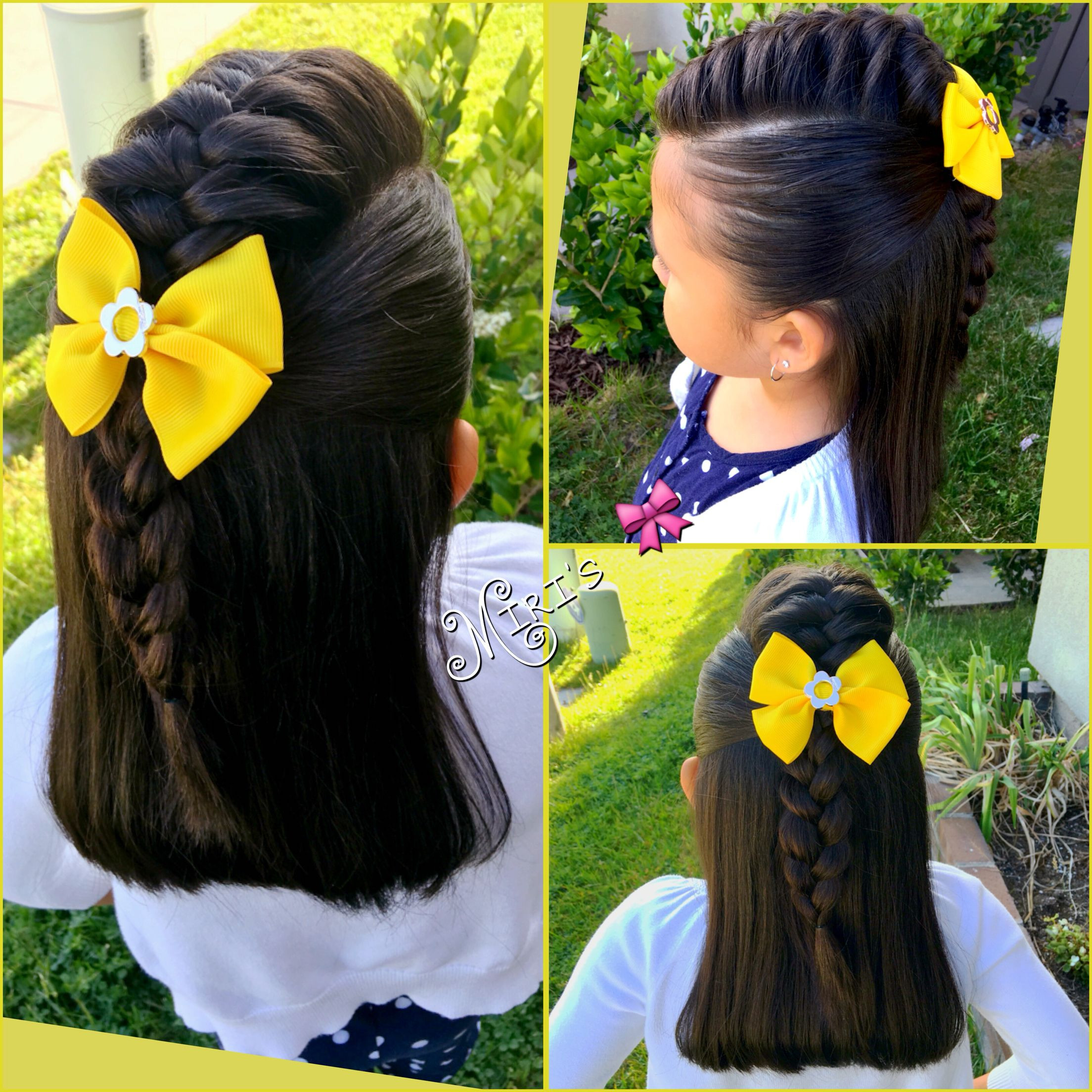 Mohawk Hairstyle For Little Girls  Mohawk hair style for little girls
