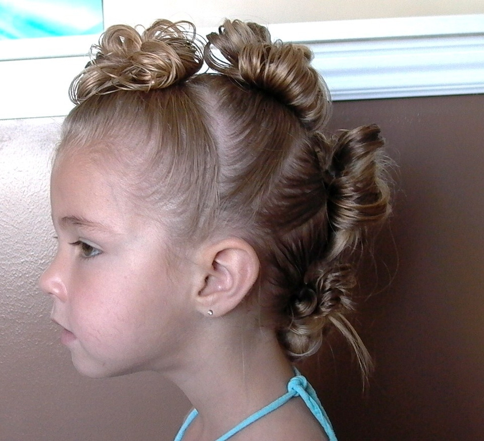 Mohawk Hairstyle For Little Girls  Little Girl Mohawk Hairstyles