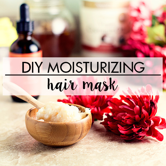 Moisturizing Hair Mask DIY  DIY Hair Masks Hairspray and Highheels