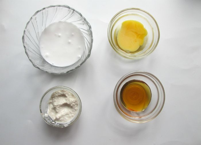 Moisturizing Hair Mask DIY  DIY Moisturizing Hair Mask For Frizzy Hair
