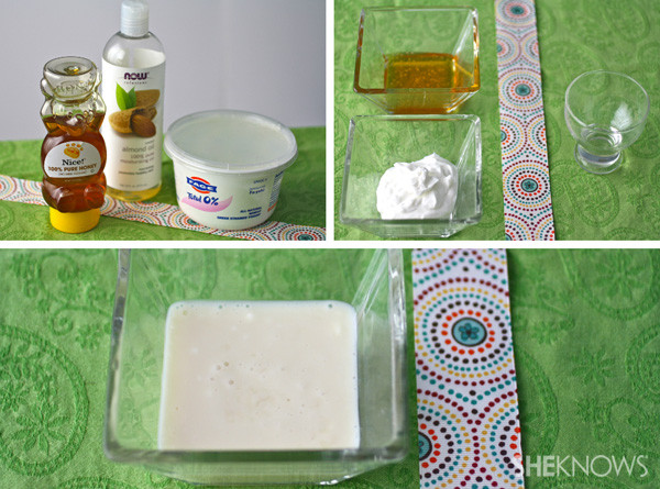 Moisturizing Hair Mask DIY  DIY moisturizing hair mask