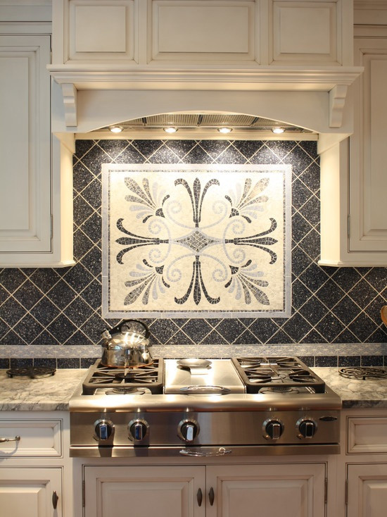 Best ideas about Mosaic Tile Backsplash Kitchen Ideas . Save or Pin 65 Kitchen backsplash tiles ideas tile types and designs Now.