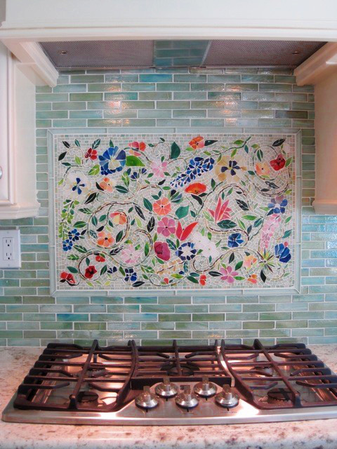Best ideas about Mosaic Tile Backsplash Kitchen Ideas . Save or Pin Creating the Perfect Kitchen Backsplash with Mosaic Tiles Now.