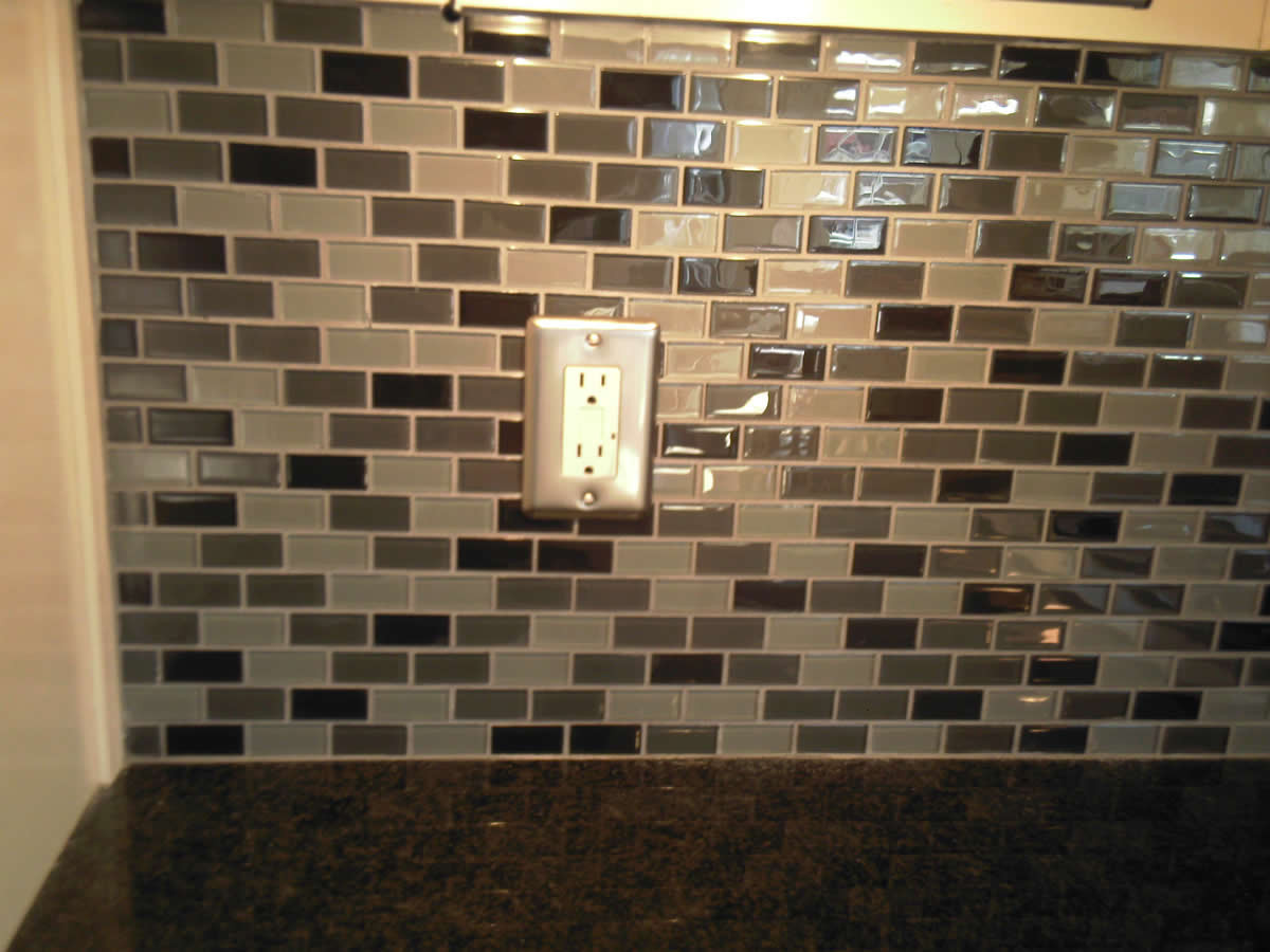 Best ideas about Mosaic Tile Backsplash Kitchen Ideas . Save or Pin Ocean Mosaic Tile Kitchen Backsplash — Home Ideas Now.