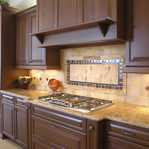 Best ideas about Mosaic Tile Backsplash Kitchen Ideas . Save or Pin Unique Stone Tile Backsplash Ideas Put To her To Try Out Now.