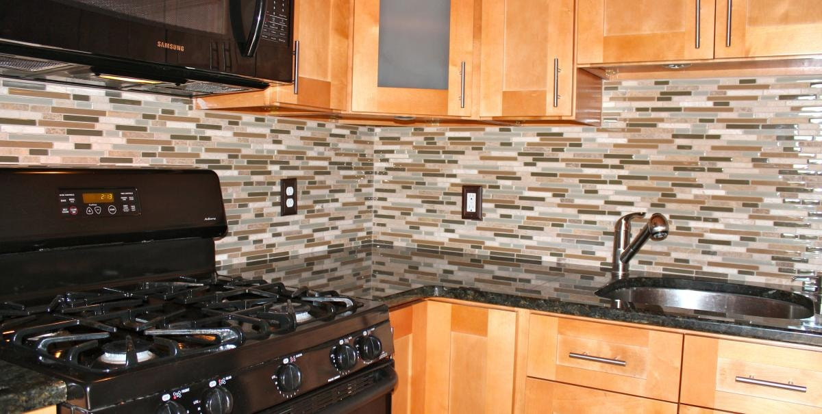 Best ideas about Mosaic Tile Backsplash Kitchen Ideas . Save or Pin Great Kitchen Back Splashes Kitchen Ideas Bonito Designs Now.