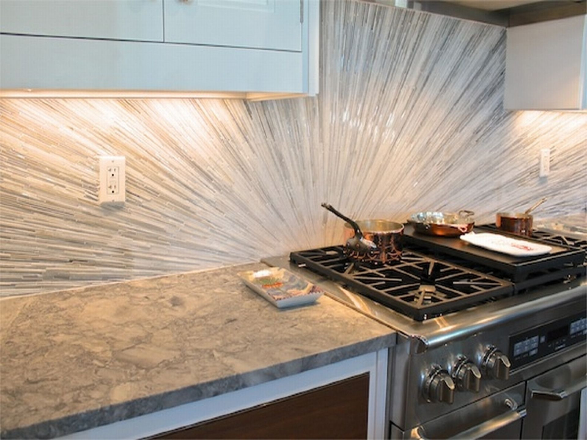 Best ideas about Mosaic Tile Backsplash Kitchen Ideas . Save or Pin Backsplash Tile Ideas for More Attractive Kitchen Traba Now.