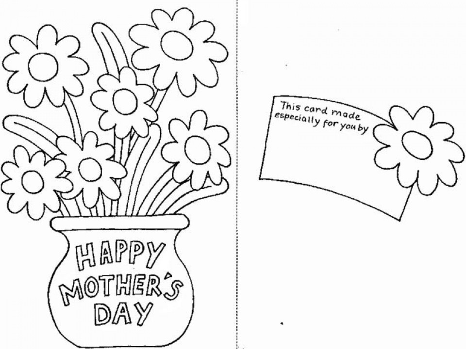 Mother Day Coloring Sheet  Get This Free Printable Mothers Day Coloring Pages