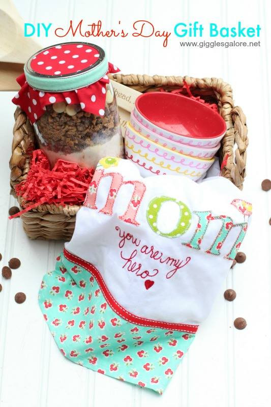 Best ideas about Mother Day Gift Basket Ideas Homemade . Save or Pin 64 Affordable and Adorable Mother's Day Crafts Ideas to Now.