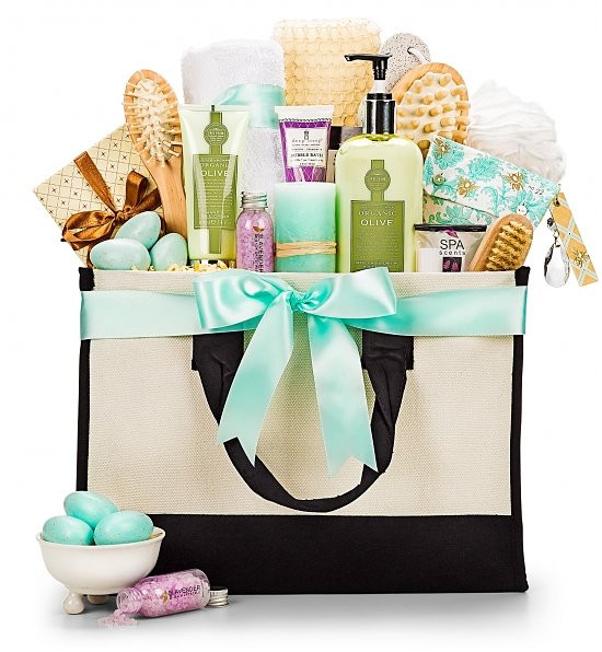 Best ideas about Mother Day Gift Basket Ideas Homemade . Save or Pin DIY Mother's Day Gift Baskets CW44 Tampa Bay Now.