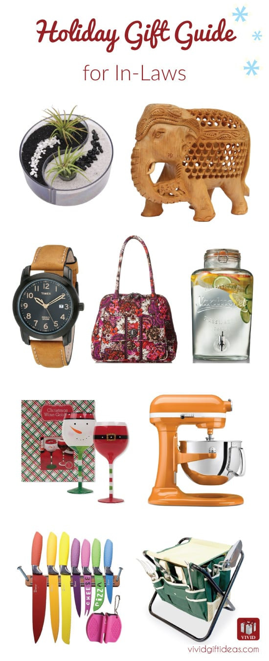 Best ideas about Mother In Law Christmas Gift Ideas . Save or Pin 10 Gifts to Get For In laws This Xmas Vivid s Now.
