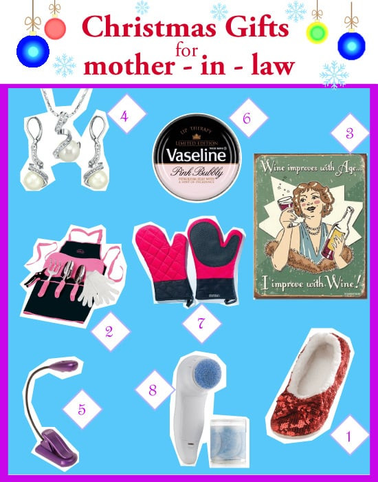 Best ideas about Mother In Law Christmas Gift Ideas . Save or Pin Top Christmas Gift Ideas for Mother in Law Vivid s Now.