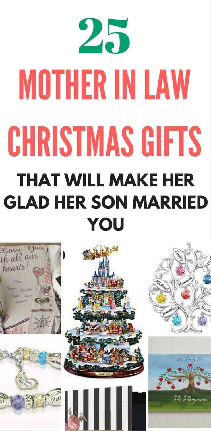 Best ideas about Mother In Law Christmas Gift Ideas . Save or Pin Mother in Law Christmas Gifts 2018 30 Impressive Now.