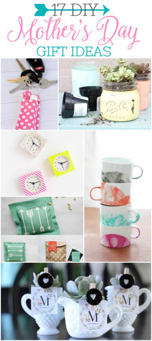 Best ideas about Mother'S Day Gift Ideas Diy . Save or Pin 17 DIY Mother s Day t ideas she ll actually use Now.