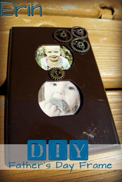 Best ideas about Mother'S Day Gift Ideas For Hard To Buy . Save or Pin Father s Day Gift Idea DIY Outlet Cover Frame Eighty Now.