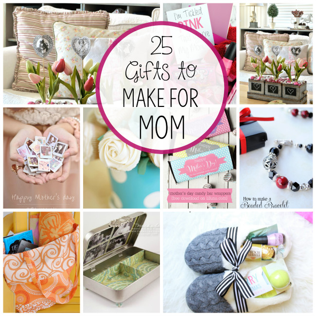 Best ideas about Mother'S Day Gift Ideas For Hard To Buy . Save or Pin DIY Mother s Day Gift Ideas Now.