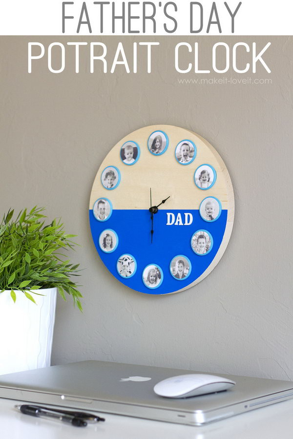 Mother'S Day Gift Ideas From Baby  50 DIY Father s Day Gift Ideas and Tutorials 2017