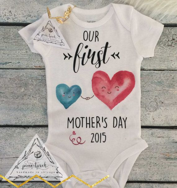 Mother'S Day Gift Ideas From Baby  17 Best ideas about First Mothers Day on Pinterest