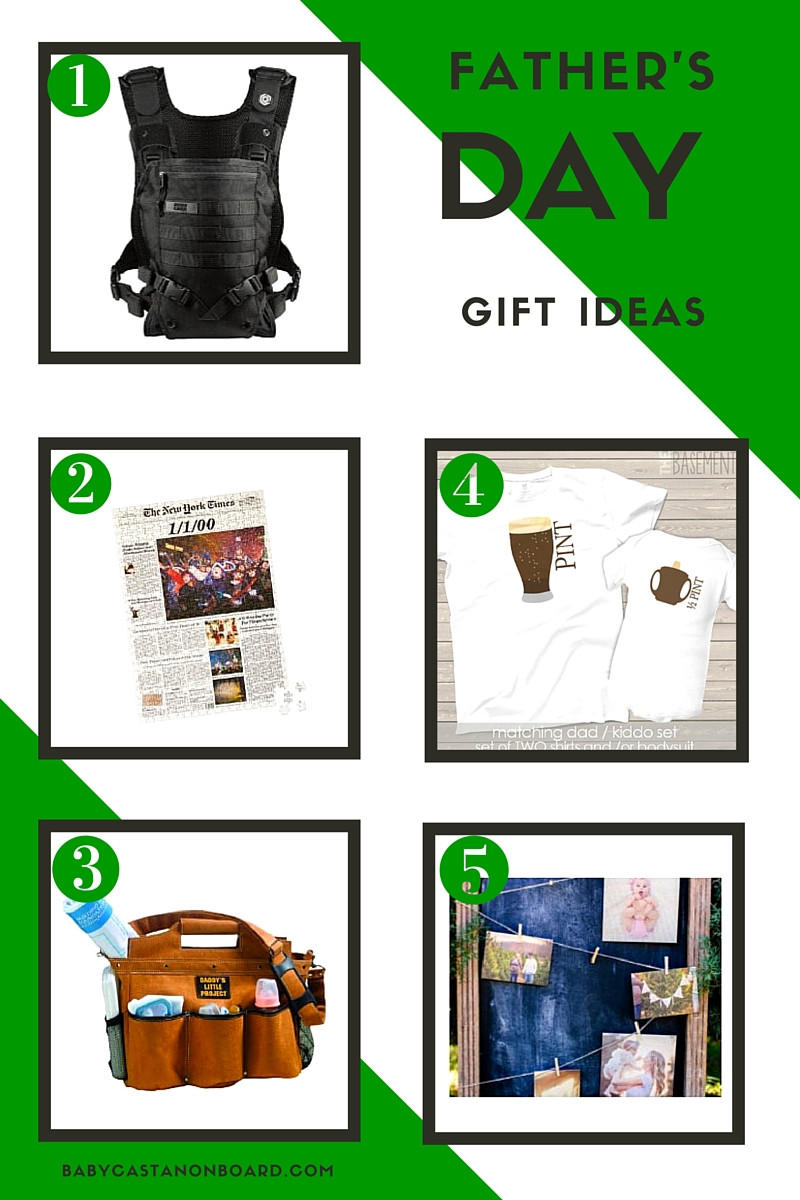 Mother'S Day Gift Ideas From Baby  Father s Day Gift Ideas For First Time Dads