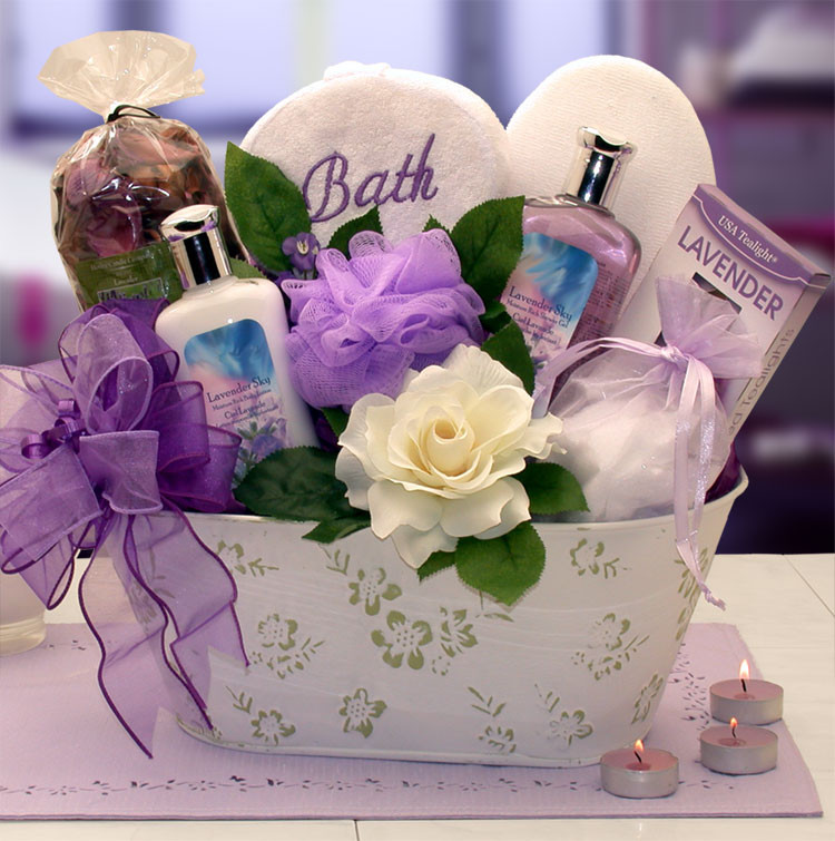 Best ideas about Mothers Day Unique Gift Ideas . Save or Pin DIY Mothers Day Gift Baskets to Make at Home Now.